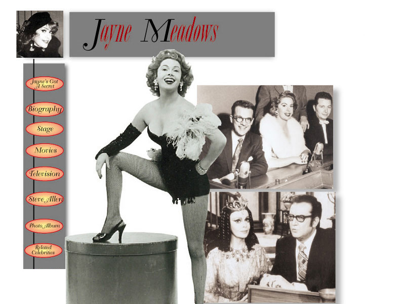 jayne meadows what's my line